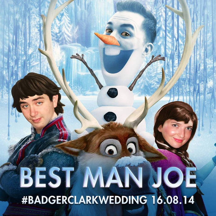 Best Man Joe cover art
