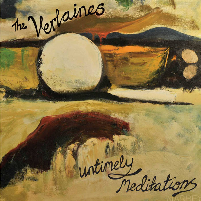 Untimely Meditations cover art