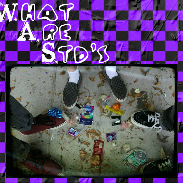 What. Are. Stds? EP cover art