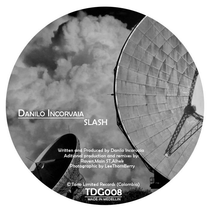 Danilo Incorvaia - Slash cover art