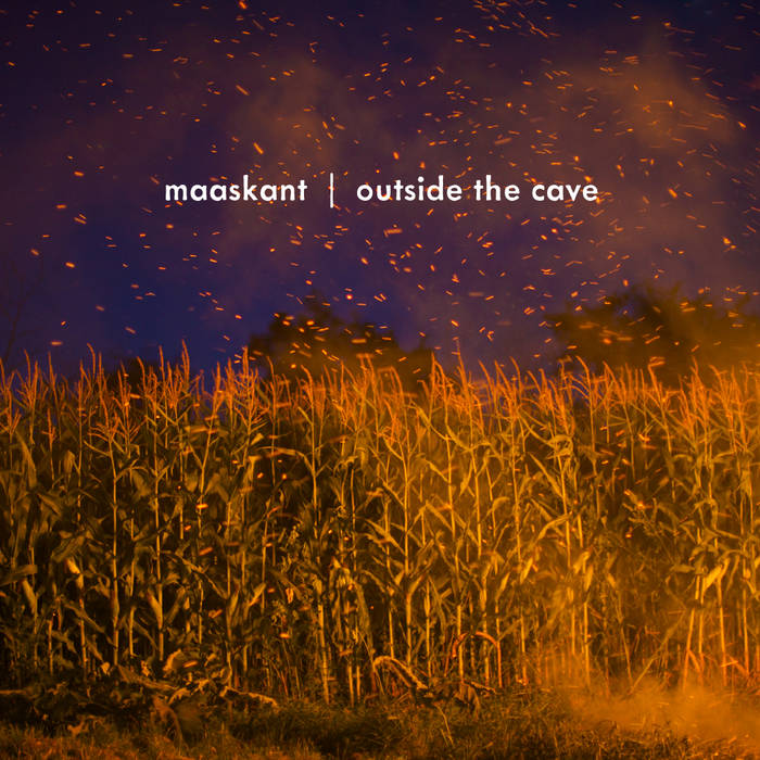 outside the cave cover art