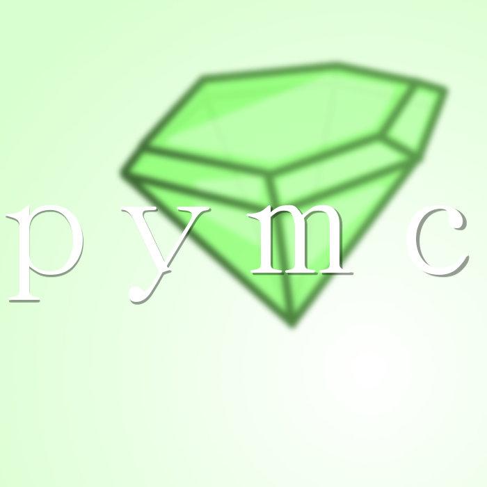 Pymc cover art