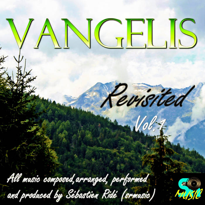 Vangelis Revisited Vol.1 cover art