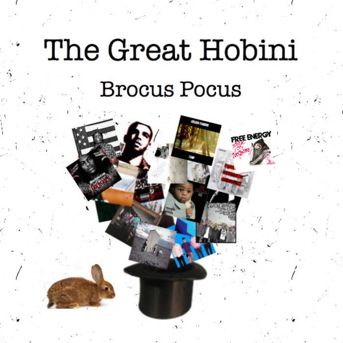 Brocus Pocus cover art