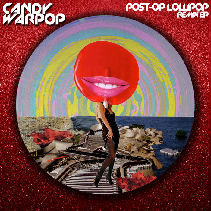 Post-Op Lollipop Remix EP cover art