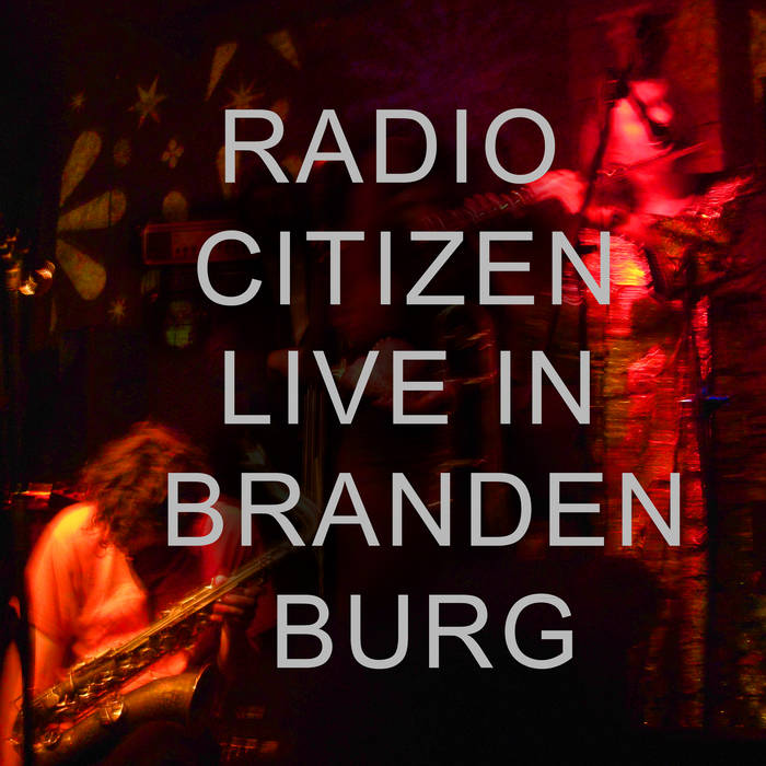 Live In Brandenburg cover art