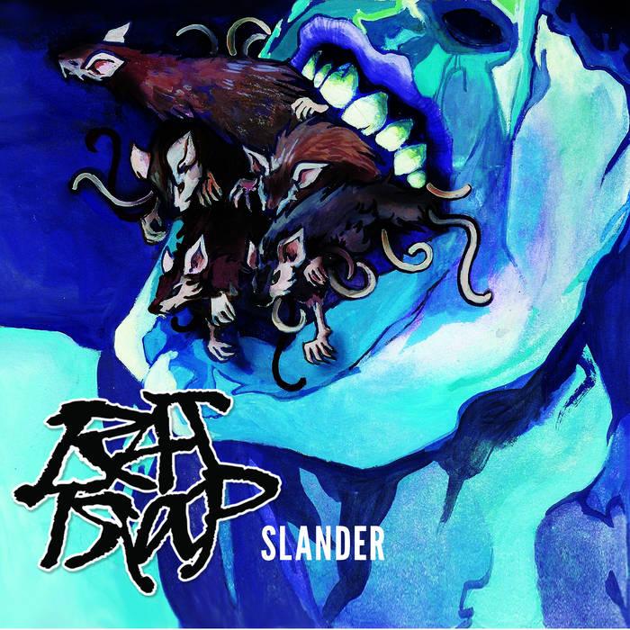 SLANDER cover art