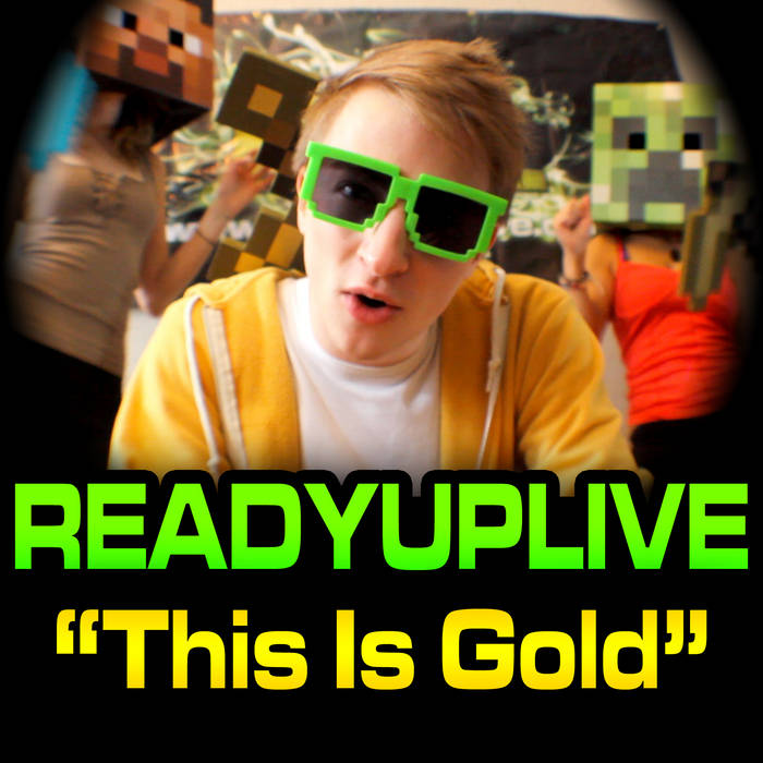 This Is Gold (Fast Minecraft Rap) cover art