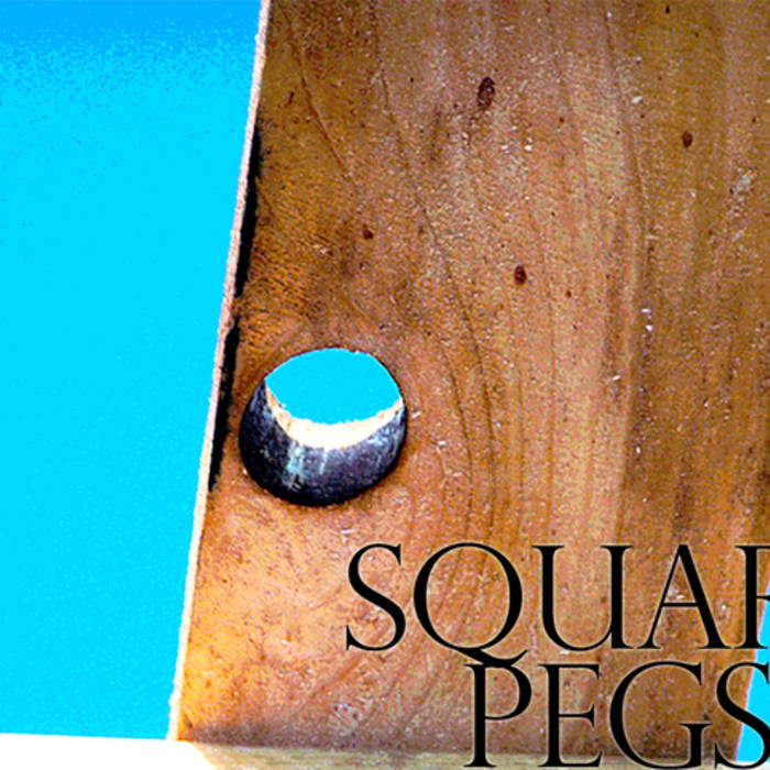 Square Pegs cover art