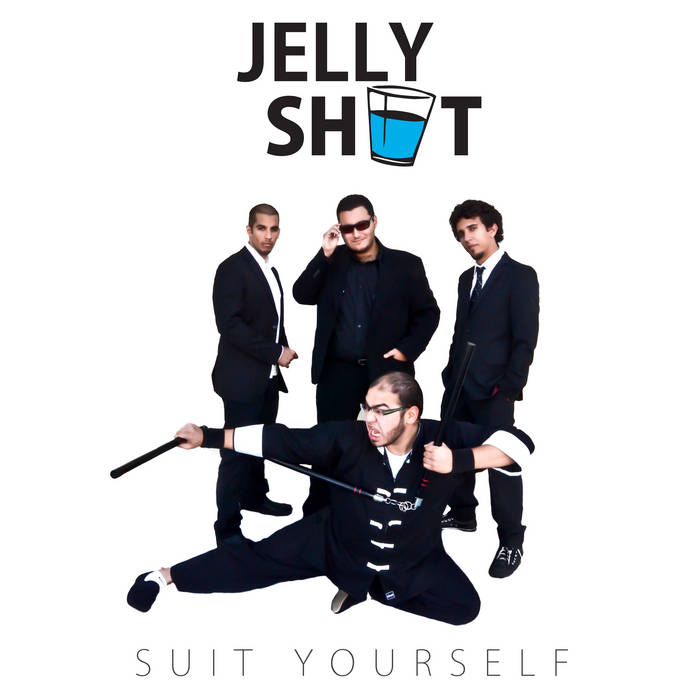 Suit Yourself EP cover art