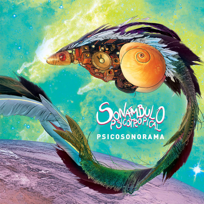 Psicosonorama cover art