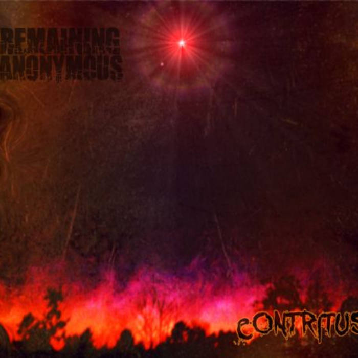 Contritus cover art