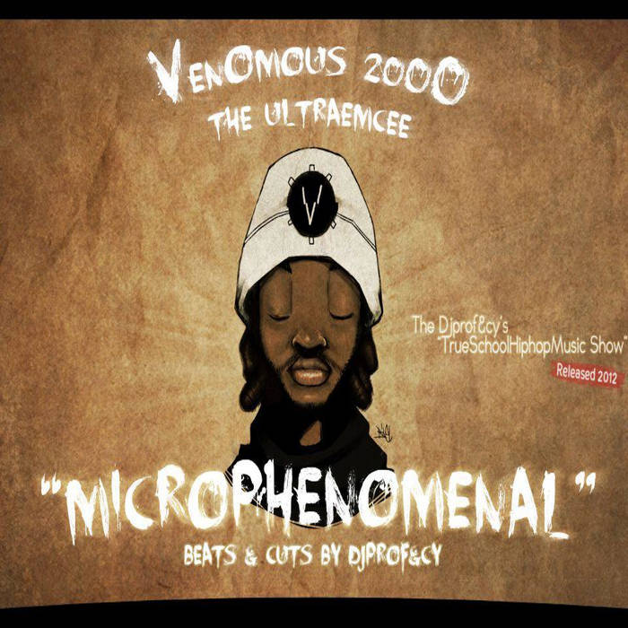 Microphenomenal (Single) cover art