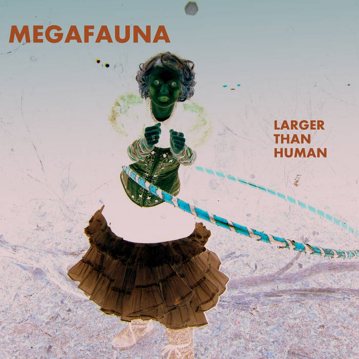 Larger Than Human cover art