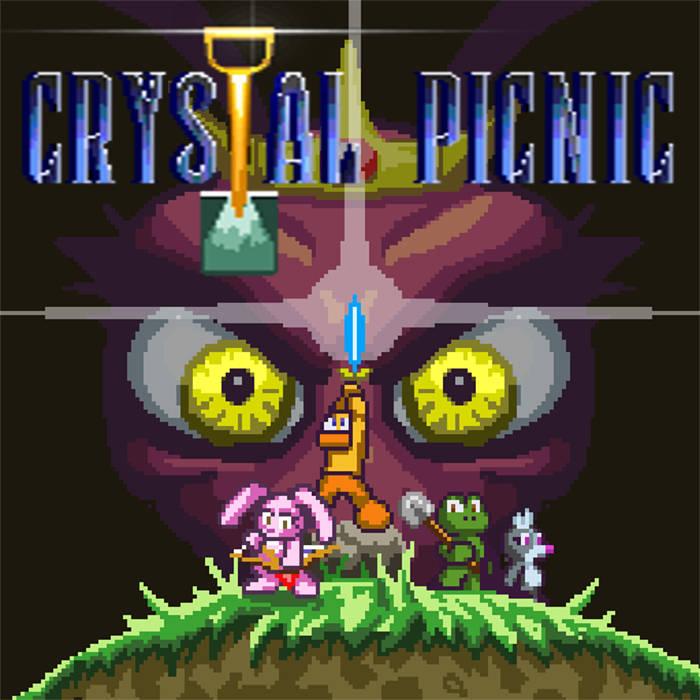Egbert & Frogbert's Crystal Picnic OST cover art
