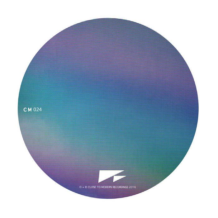 'Liquid Crystal Healing' EP cover art