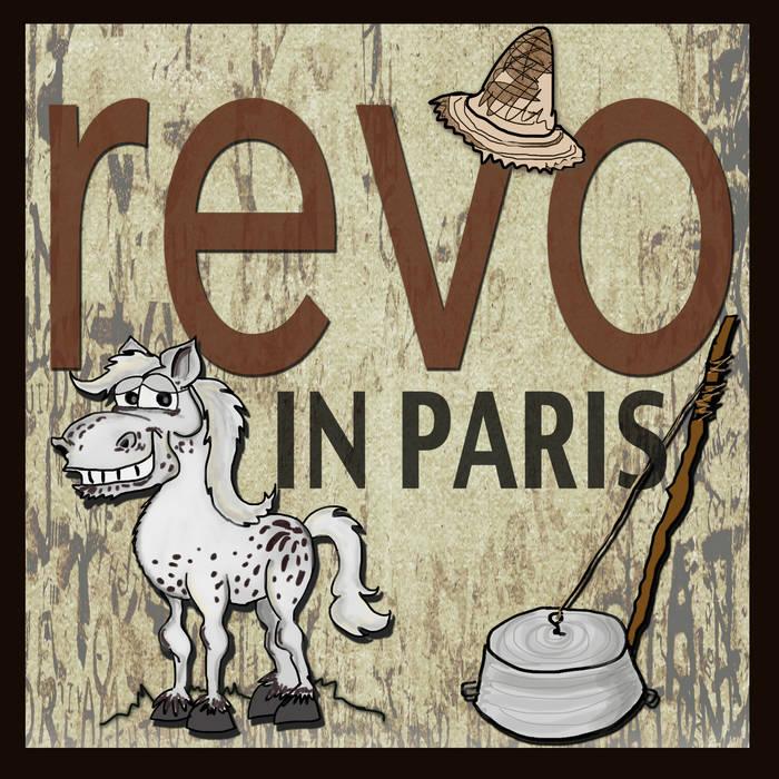 REVO in Paris cover art