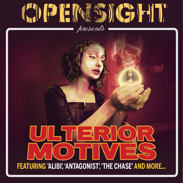 Ulterior Motives cover art