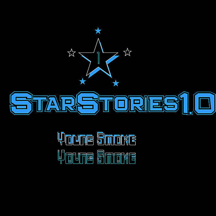 Star Stories 1.0 @Astronautsmoke cover art