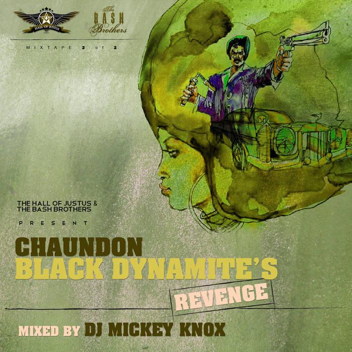 BLACK DYNAMITE'S REVENGE cover art
