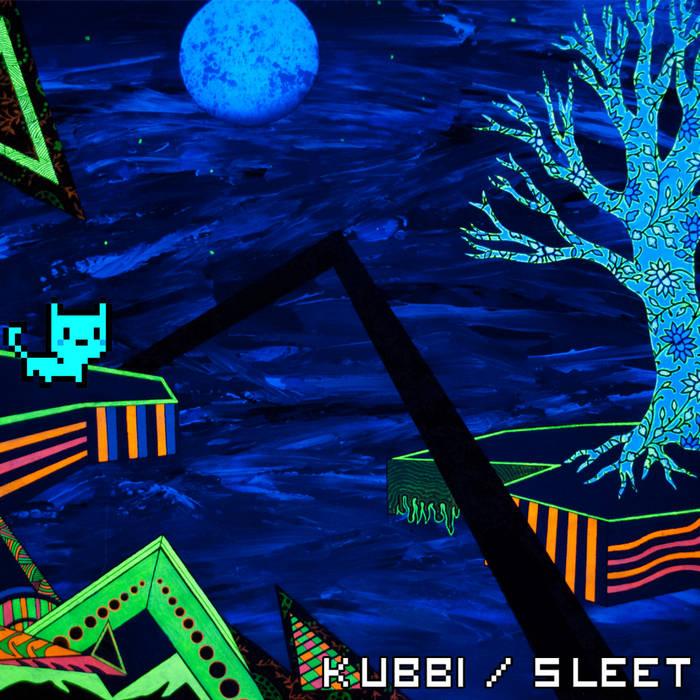 Sleet cover art