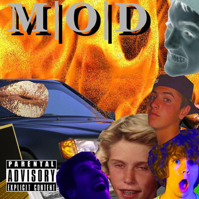 M|O|D cover art