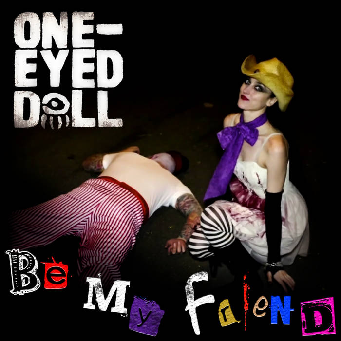 Be My Friend (Single) cover art
