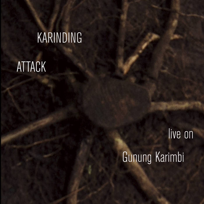 KARINDING ATTACK • live on Gunung Karimbi, Indonesia cover art