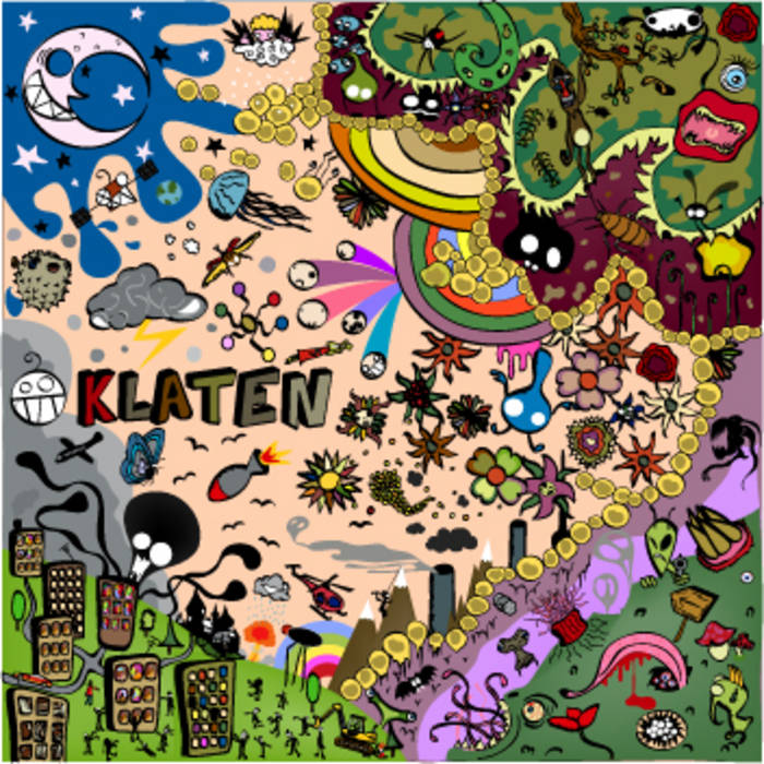 Klaten cover art