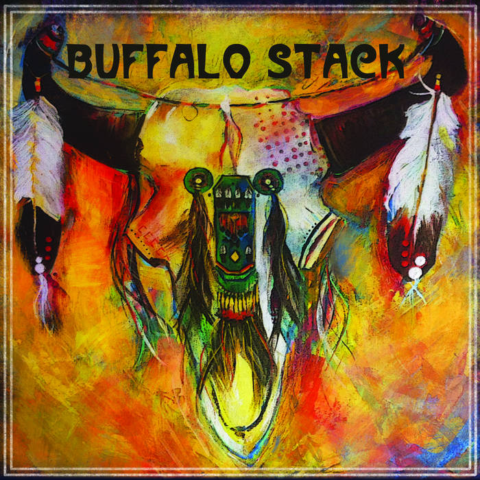 Buffalo Stack (self-titled) cover art