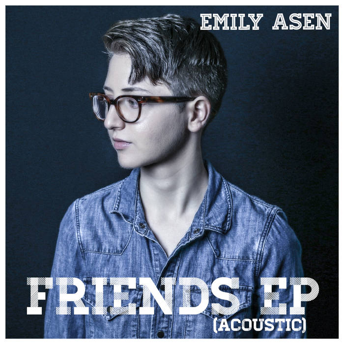 Friends EP (Acoustic) cover art