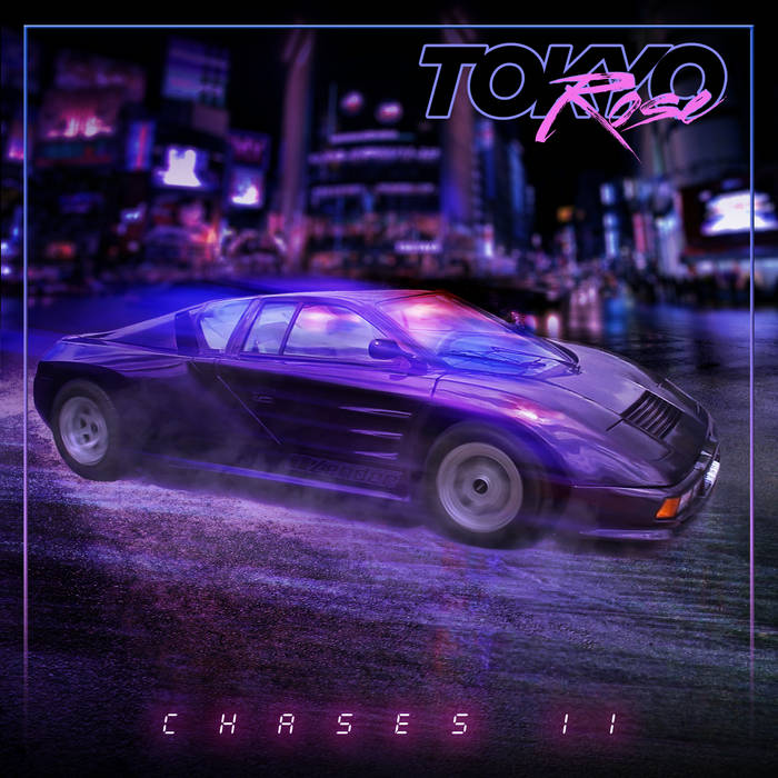 Chases 2 - EP cover art