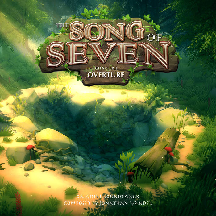 The Song of Seven Chapter One: Original Soundtrack cover art