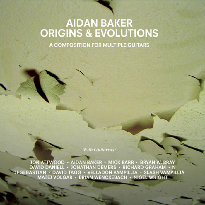 Origins & Evolutions [PWYC] cover art