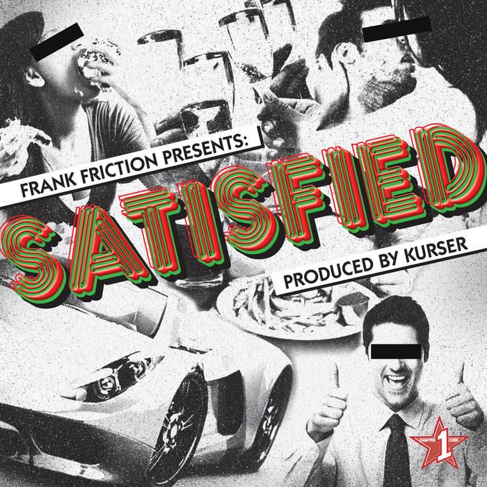 Satisfied - Clean cover art