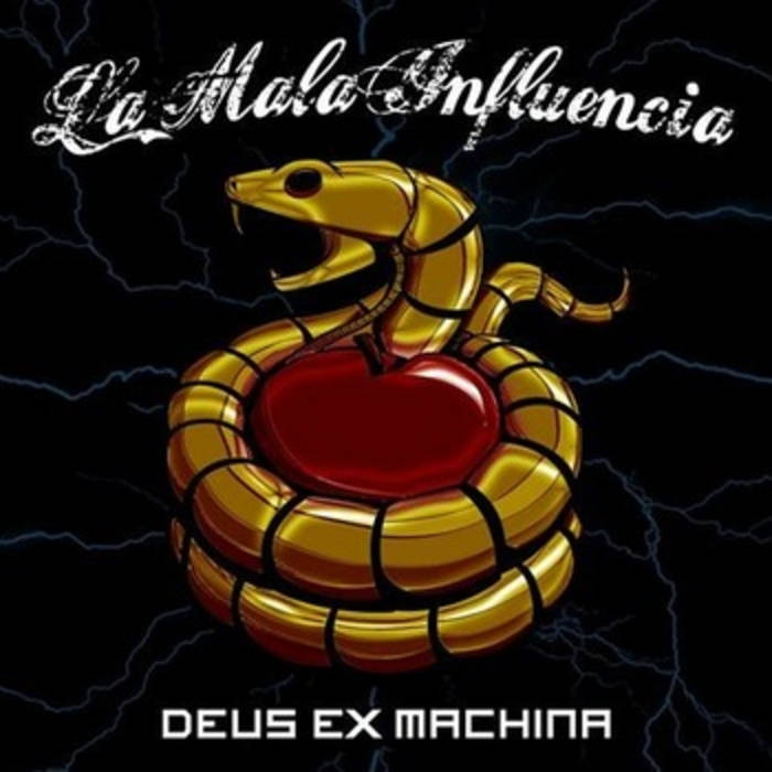 Deus Ex Machina cover art