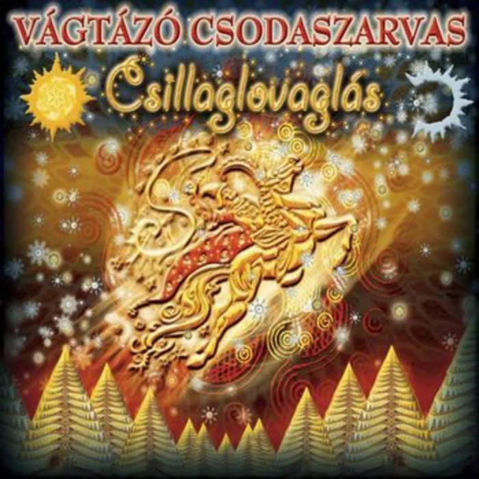 Csillaglovaglás - Star Ride (2011) cover art