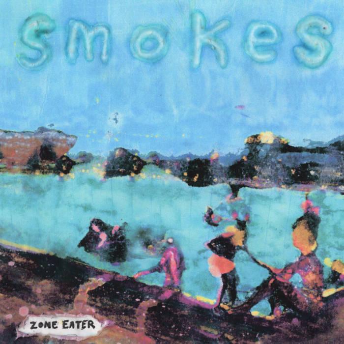 Zone Eater cover art