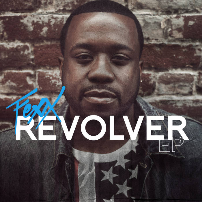 REVOLVER ep cover art