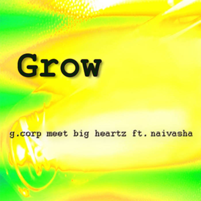 Grow E.P. cover art