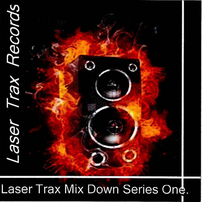 Laser Trax Mix Down One. cover art