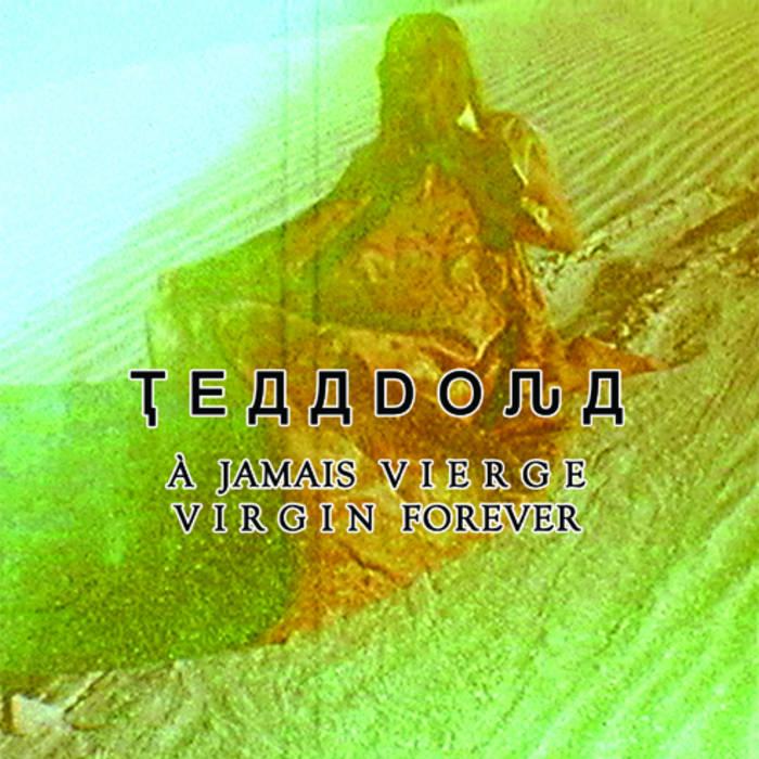 """A JAMAIS VIERGE / VIRGIN FOREVER"" cover art"