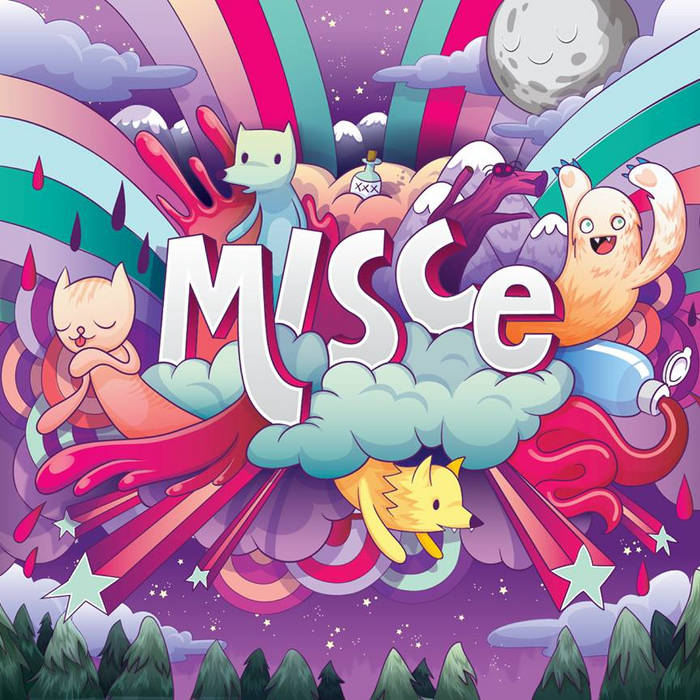 MISCE! cover art