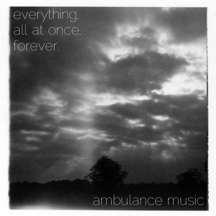 ambulance music cover art