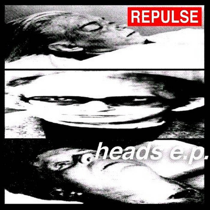 Heads EP (2014 remaster) cover art