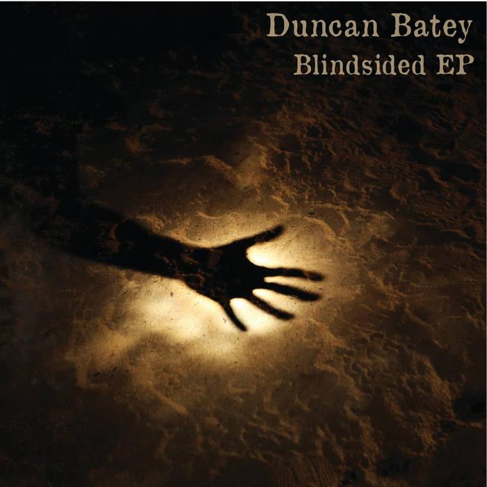 Blindsided EP cover art