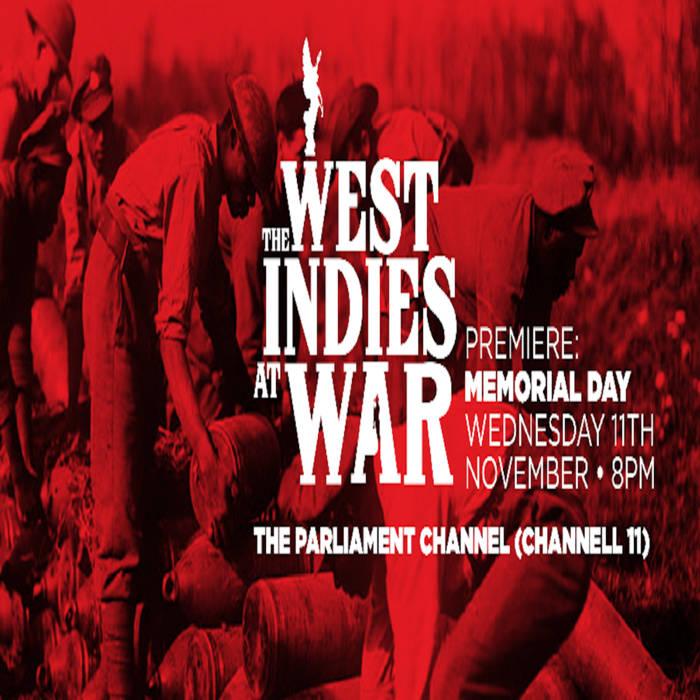 West Indies at War (Original Motion Picture Soundtrack) cover art