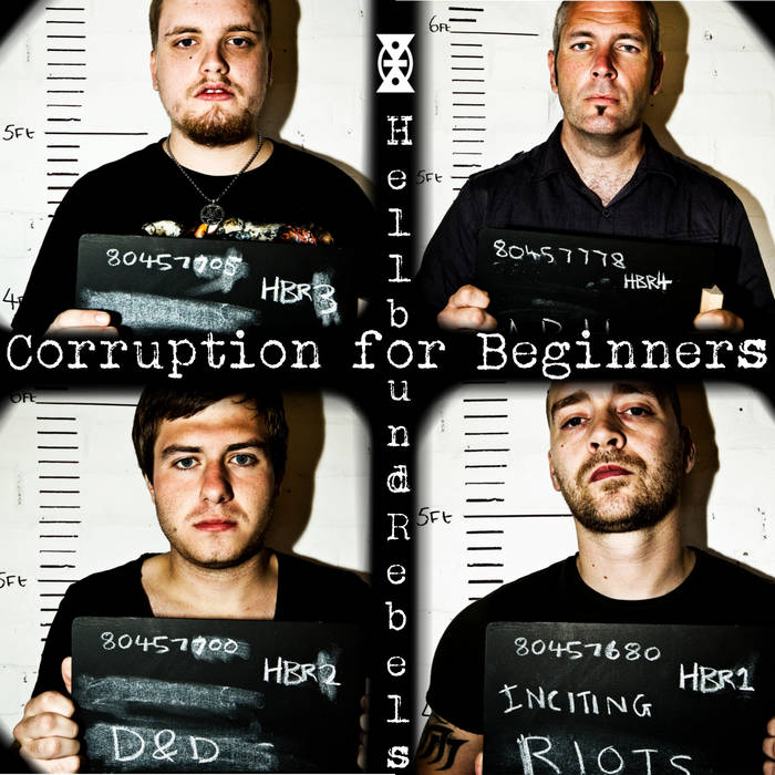 Corruption for Beginners cover art