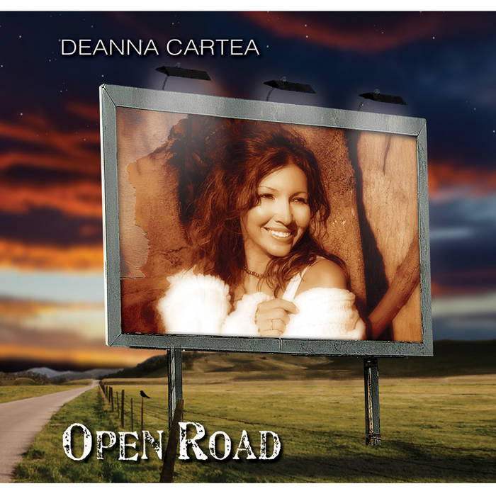 Open Road cover art
