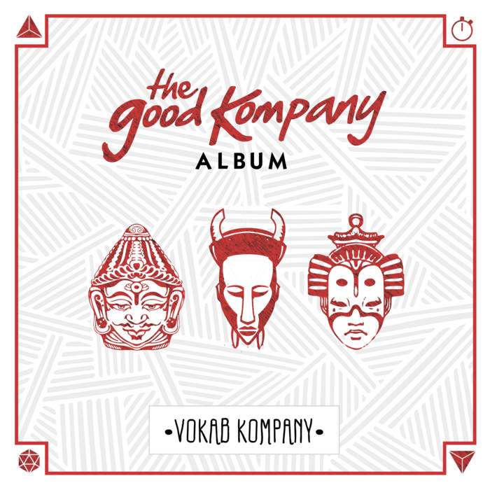 The Good Kompany Album cover art